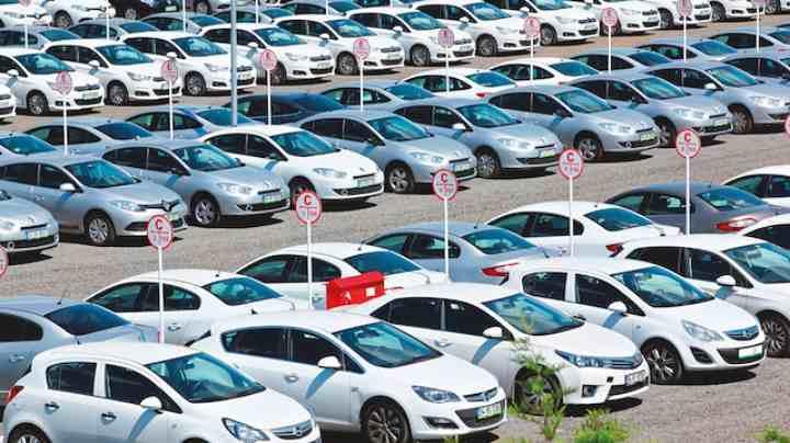 Türkiye'de en çok kiralanan araba markası açıklandı ...