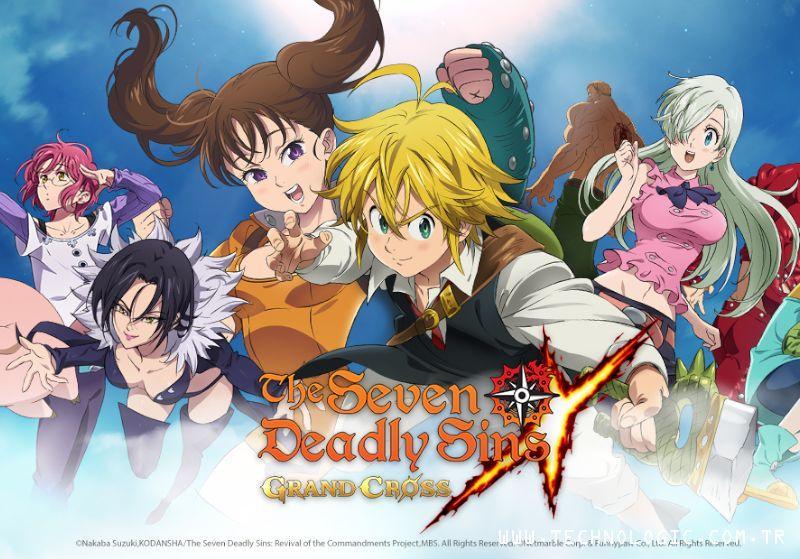 The Seven Deadly Sins: Grand Cross ile ilgili görsel sonucu