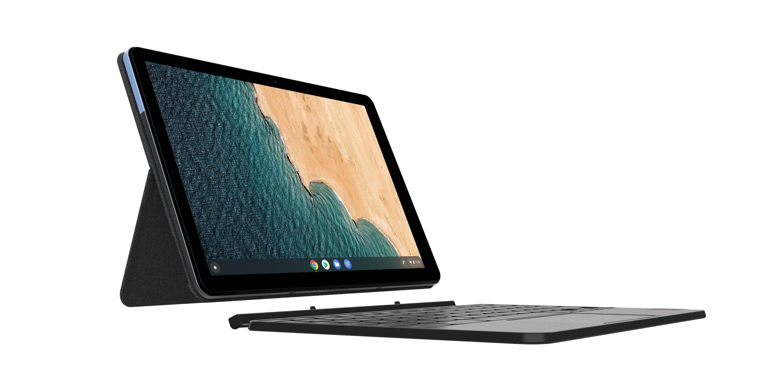Lenovo IdeaPad Duet Chromebook ile ilgili görsel sonucu
