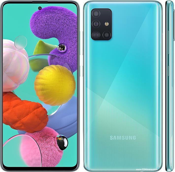 Samsung Galaxy A51: ile ilgili görsel sonucu