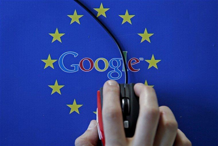 google in eu ile ilgili görsel sonucu