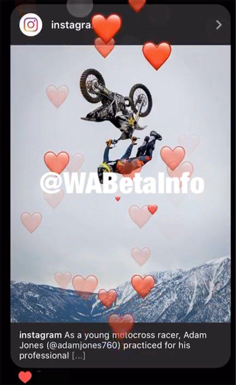 Instagram Love Animation