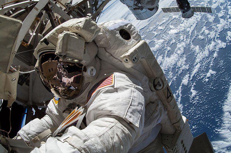 nasa astronot
