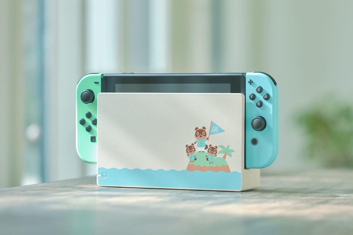 animal crossing themed switch ile ilgili görsel sonucu