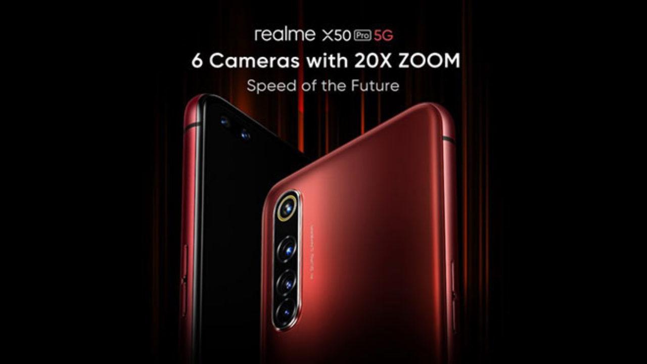 realme x50 pro ile ilgili görsel sonucu