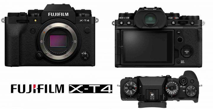 FujifilmX-T4 teknik özellikler
