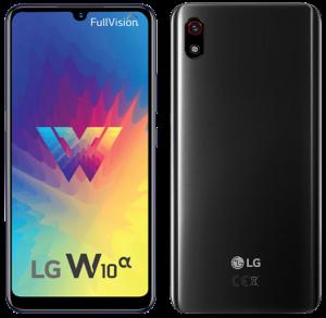 LG W10 Alpha'nın özelikleri