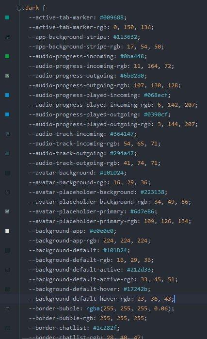 whatsapp karanlık mod kod
