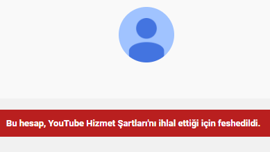 YouTube, 2 milyon kanalı kapattı
