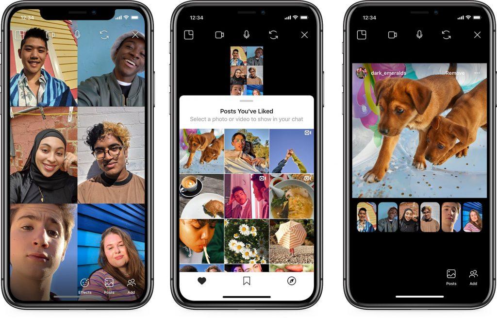 Instagram Birlikte İzleme özelliği