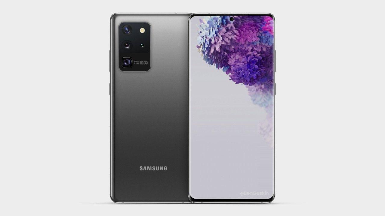 Samsung Galaxy S20 Ultra Kamera Özellikleri