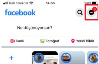 Telefondan Facebook Diğer Kutusuna Nasıl Bakılır