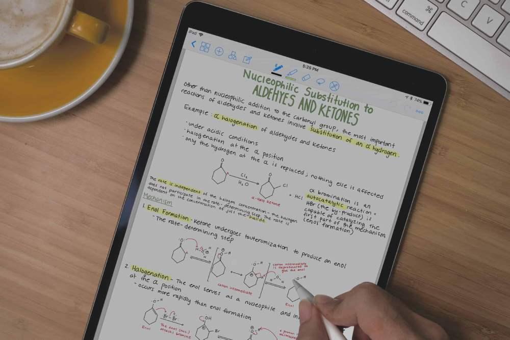 apple el yazısını metne dönüştürecek