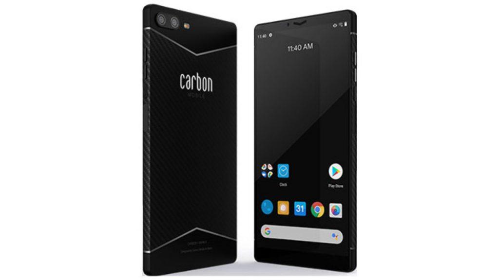 Carbon1 Mark II teknik özellikler