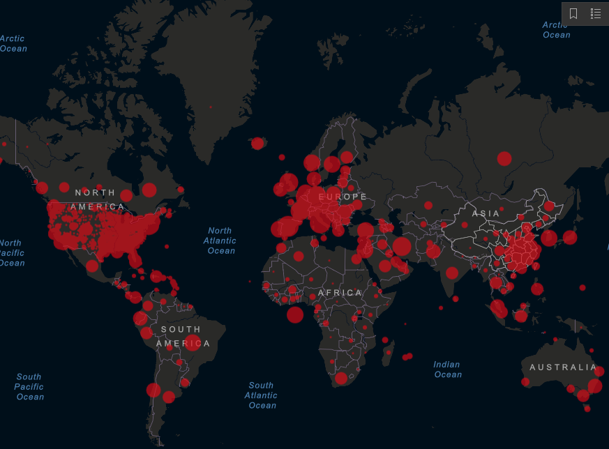 dünya koronavirüs son durum