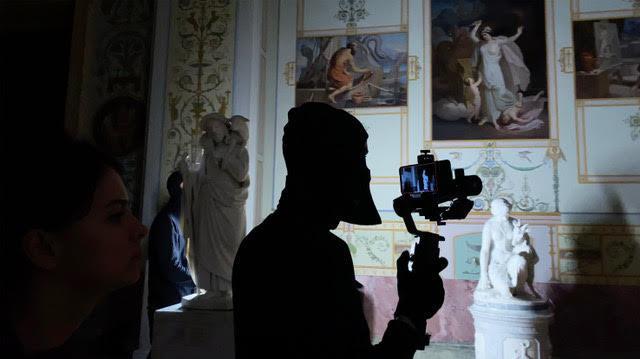 hermitage müzesi iphone 11 kesintisiz çekim