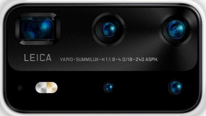 huawei p40 pro kamerası