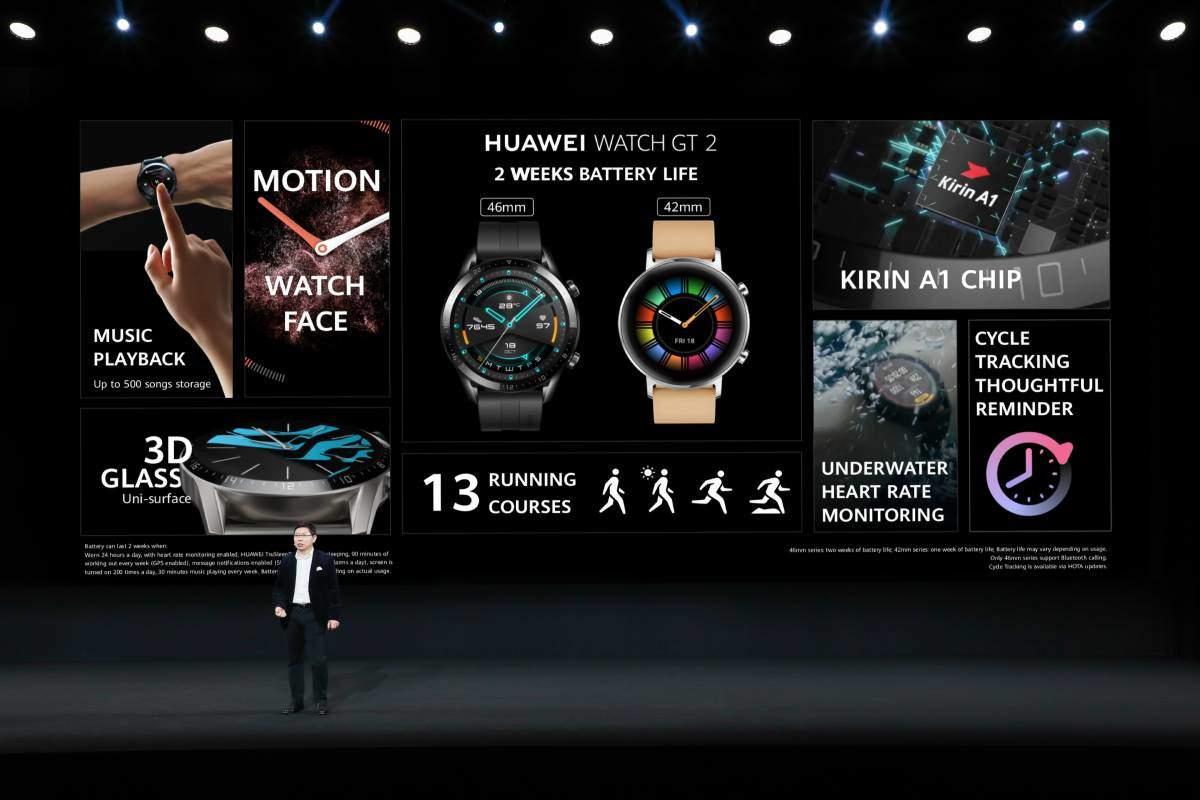 huawei watch gt2 e özellikleri