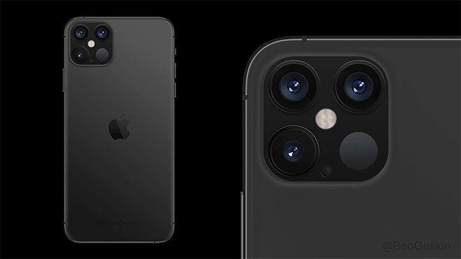 iPhone12 beklenilen teknik özellikler