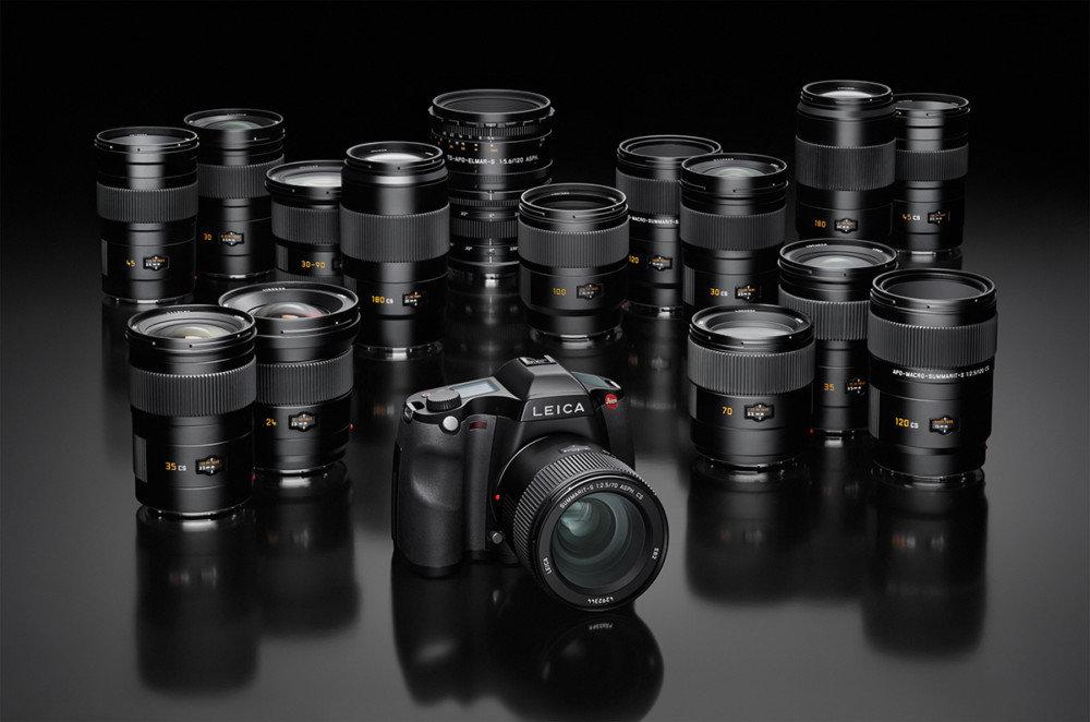 LeicaS3 teknik özellikler