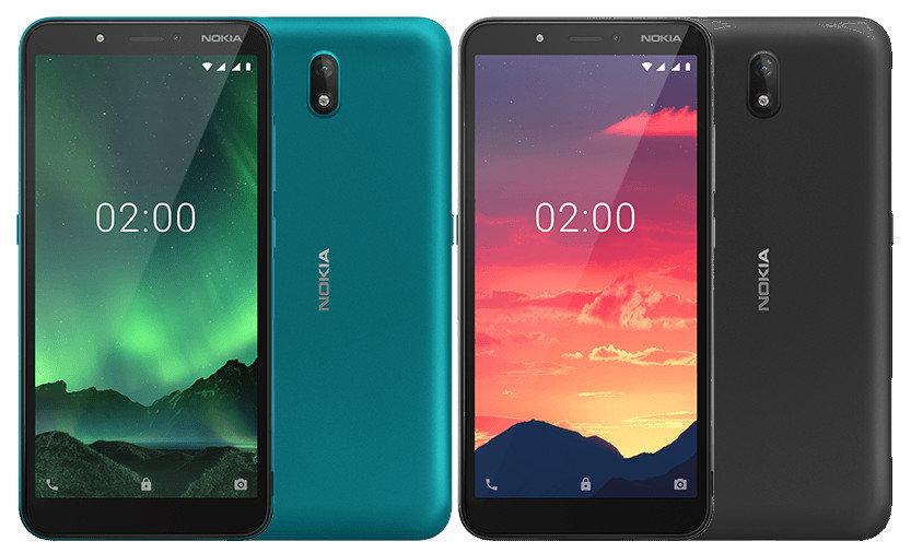 Nokia C2 teknik özellikler