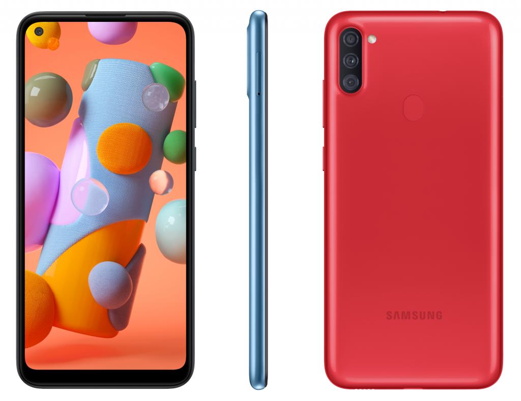 SamsungGalaxyA11 teknik özellikler