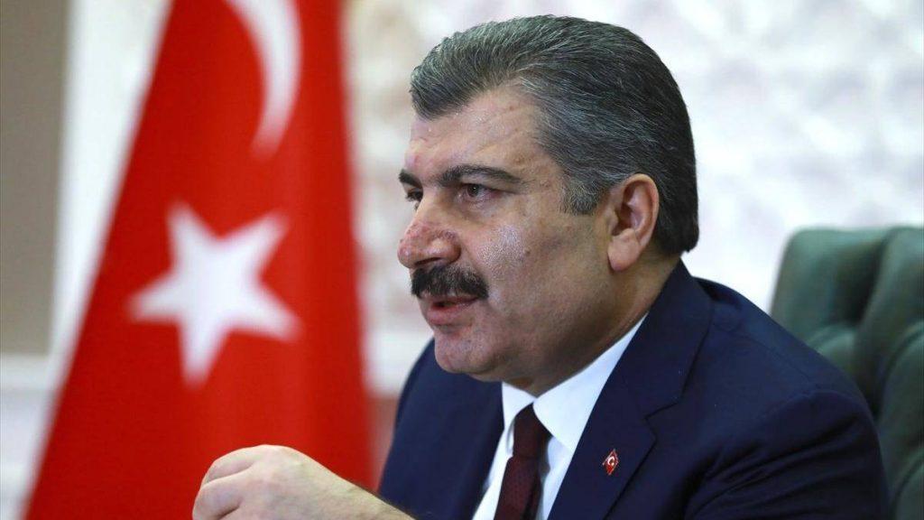 Türkiye'deKoronavirüsgelişmeleri