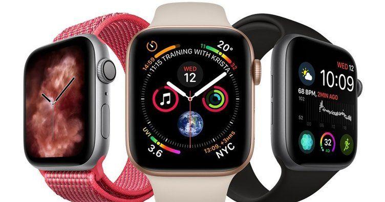 Apple Watch 5. Yılını Kutluyor