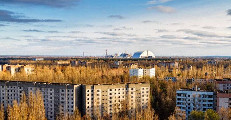 çernobil yangını hava kirliliği