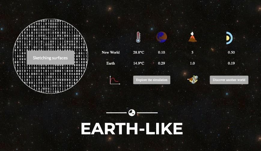 earth-like-dunya-2.0-simulasyonu