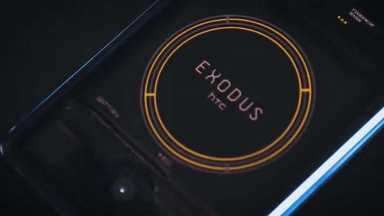 HTC Exodus DeMiner