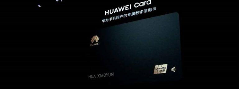 Huawei Card nedir?