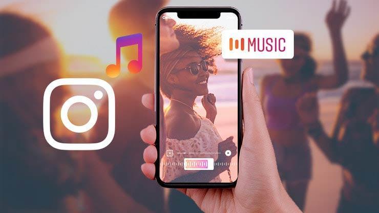 instagram müzik özelliği nasıl kullanılır