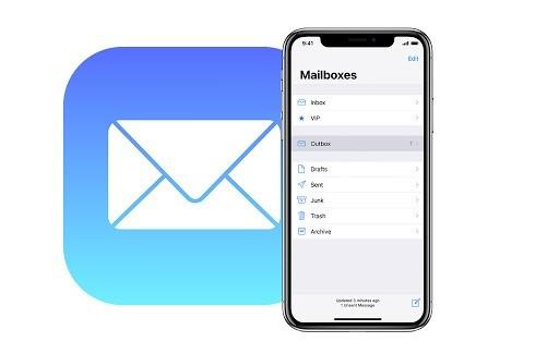 iOS Mail Uygulamasında Açık