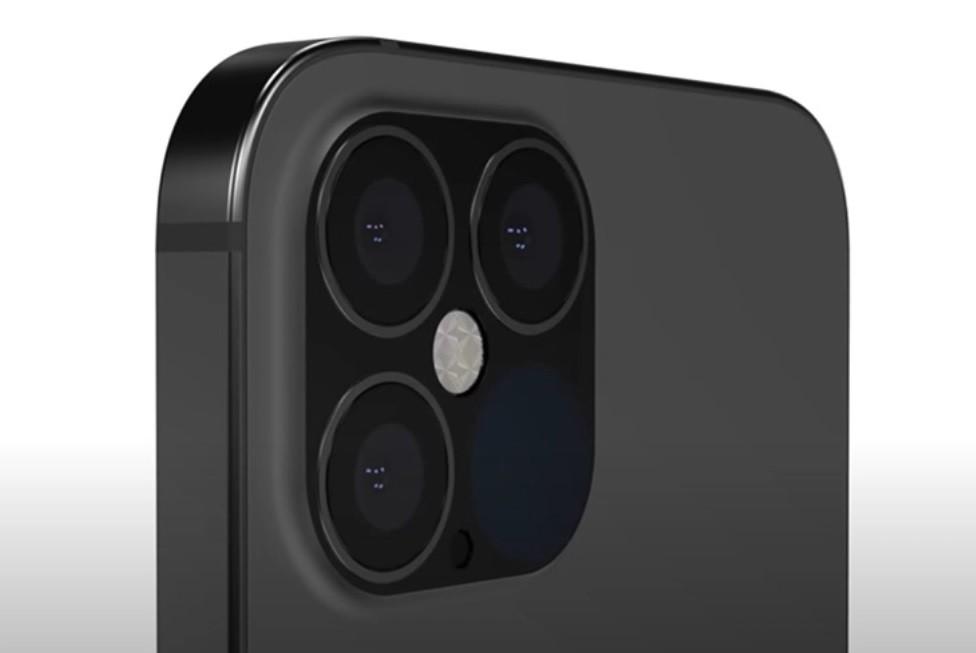 iPhone 12 Pro Max Tasarım Görselleri