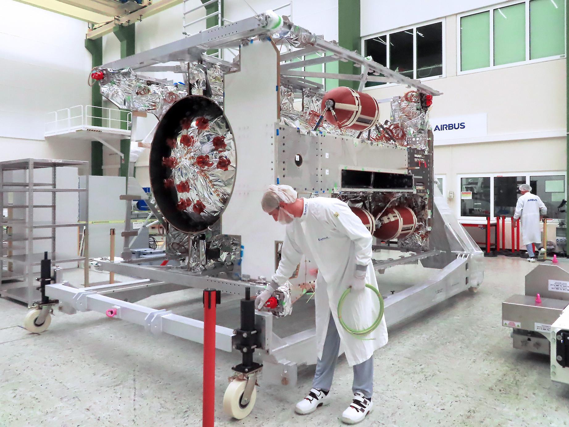 Juice Uzay Aracı ile Dünya'dan Jüpiter'e 600 milyon kilometre yolculuk