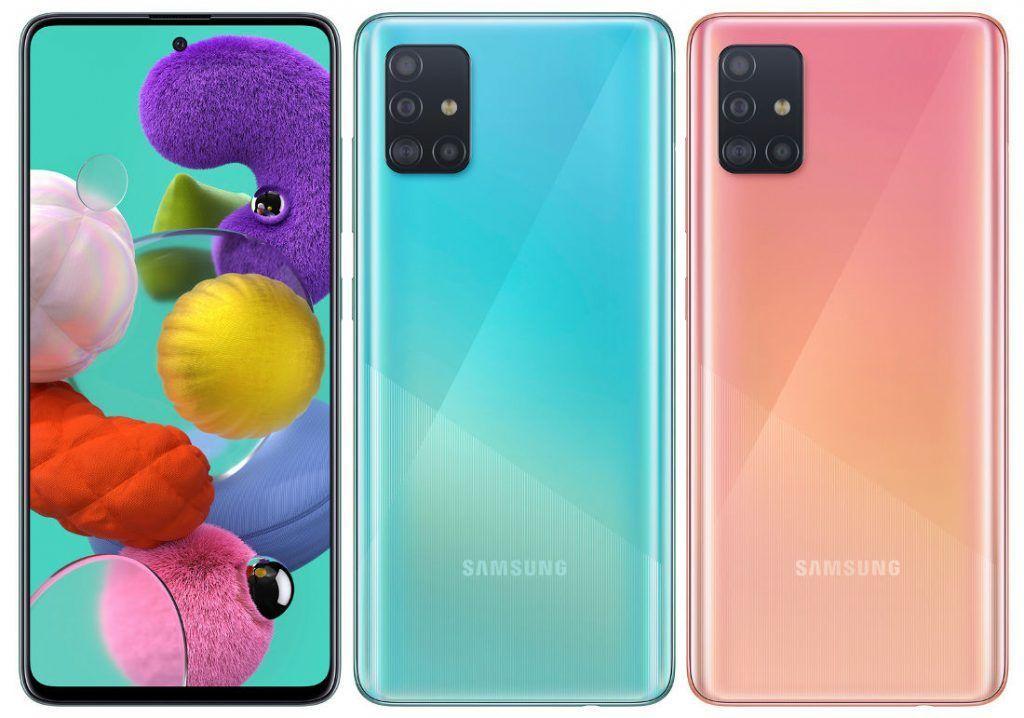 Samsung Galaxy A51 5G teknik özellikler