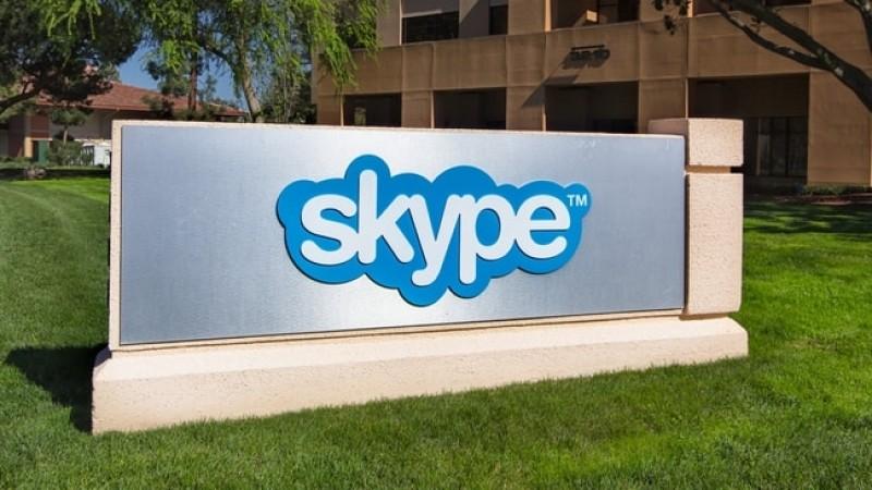 Skype Arka Plan Değiştirme