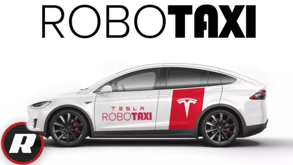 Tesla Robotaxi nedir