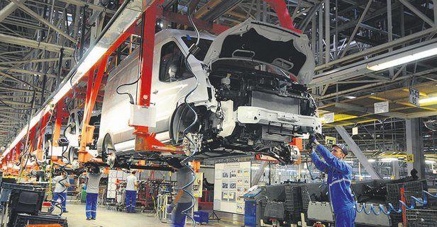 Ticari araç üretimi