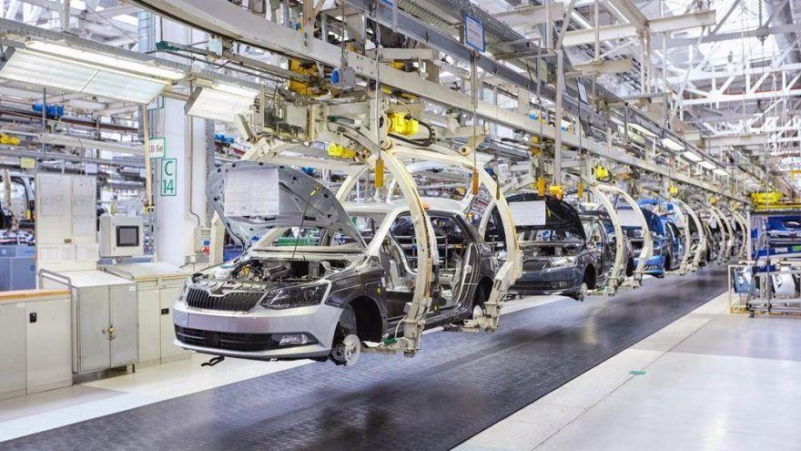 Toplam otomotiv üretimi