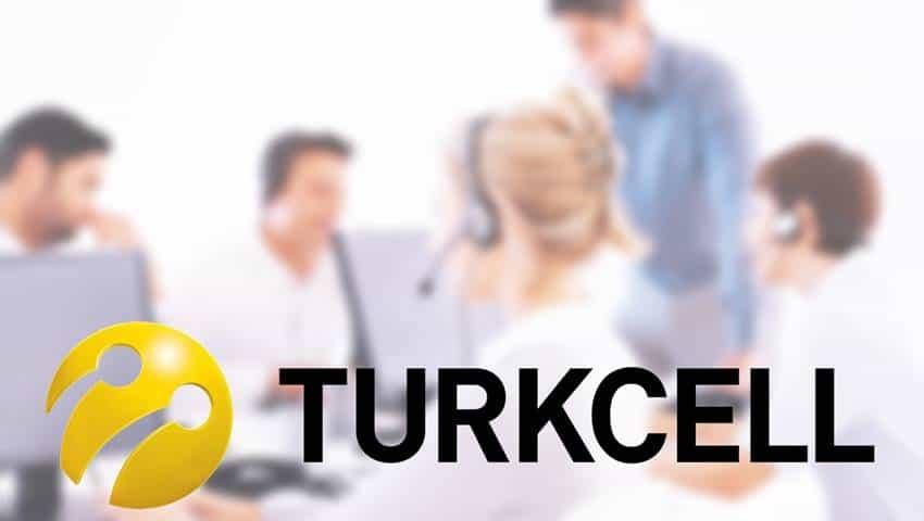 turkcell müşteri hizmetleri telefon