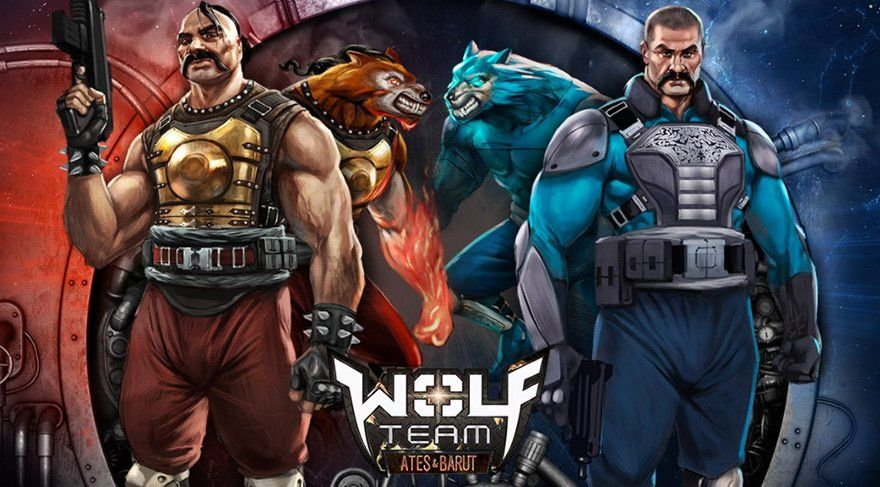 Wolfteam anti-hile ekibi