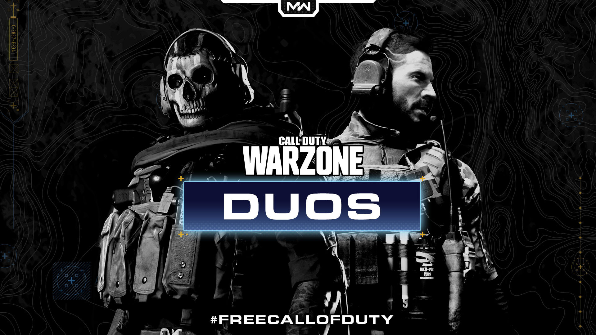 call of duty warzone duos modu