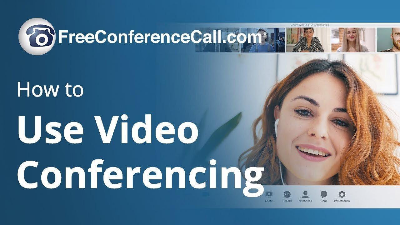 free conference call video konferans uygulaması