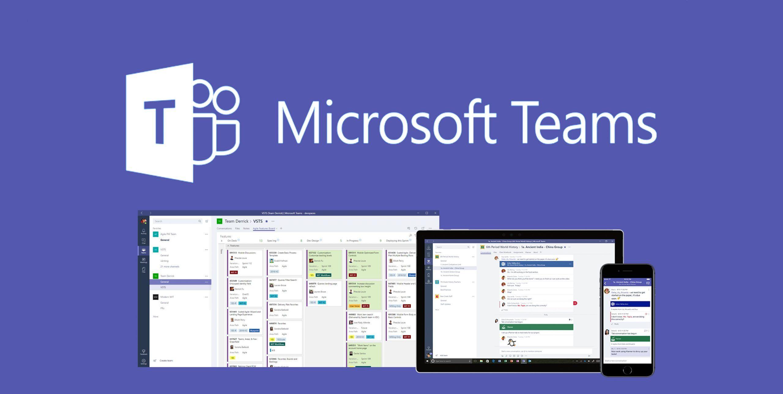 Microsoft Teams Yeni Özellikler ile Güçlendi