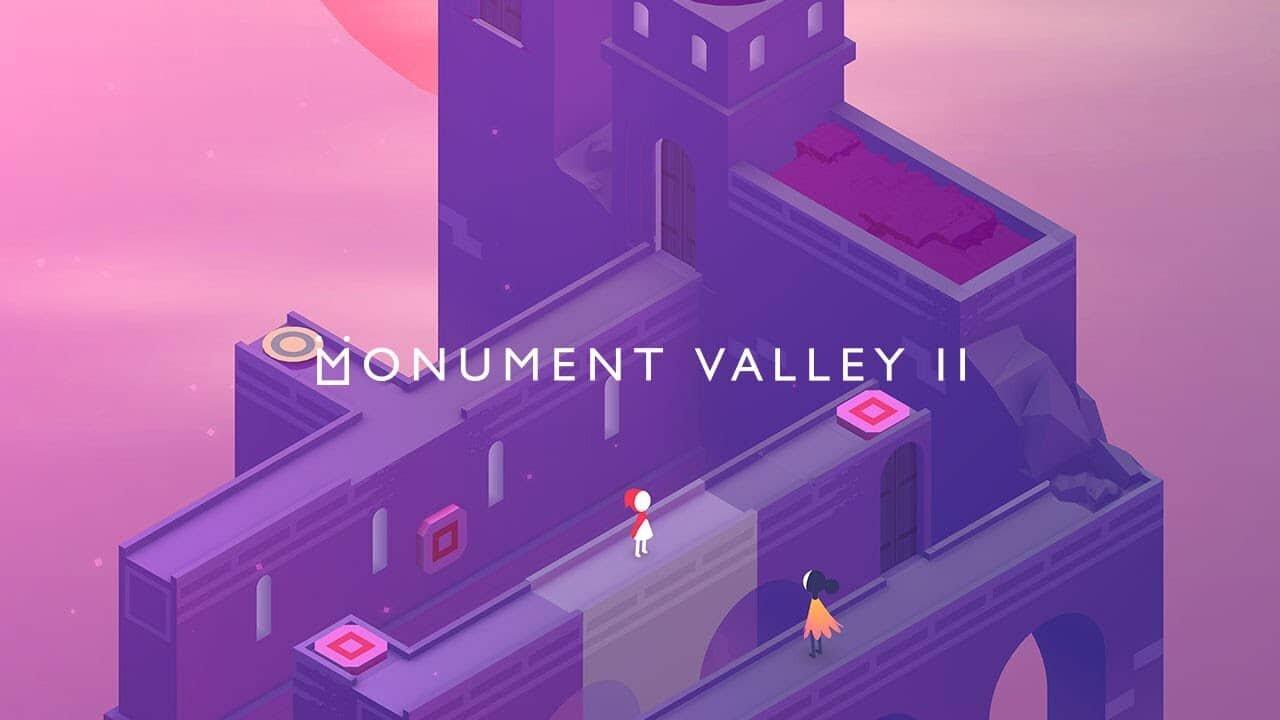 monument valley 2 oyunu