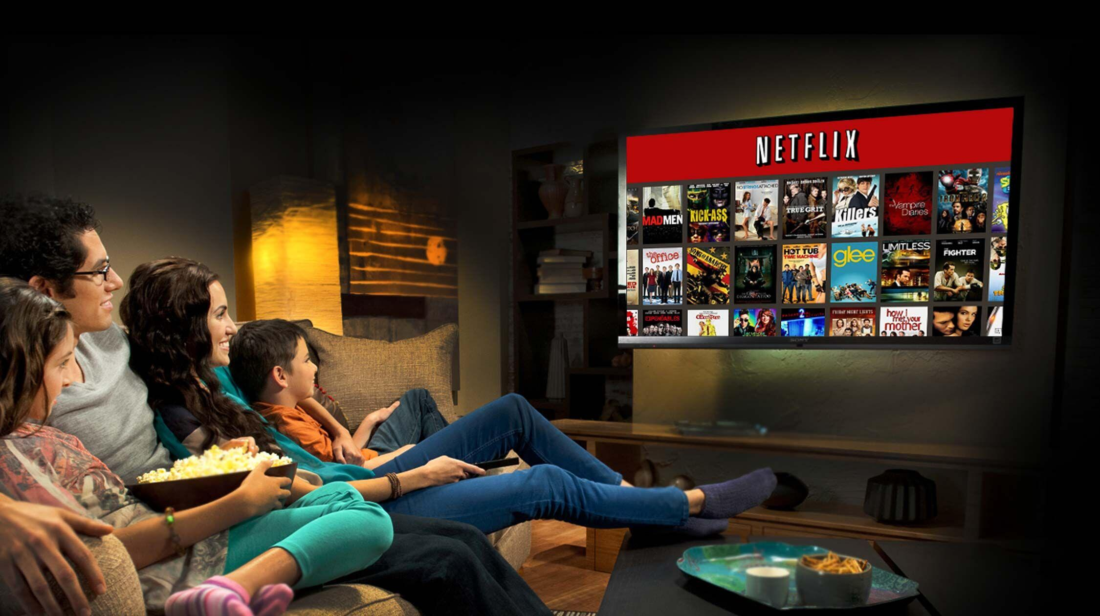 Netflix aile dizi önerisi