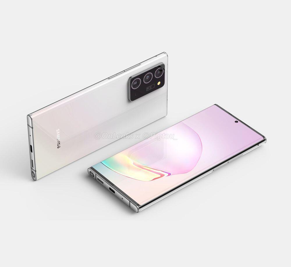 Samsung Galaxy Note 20 Plus Özellikleri