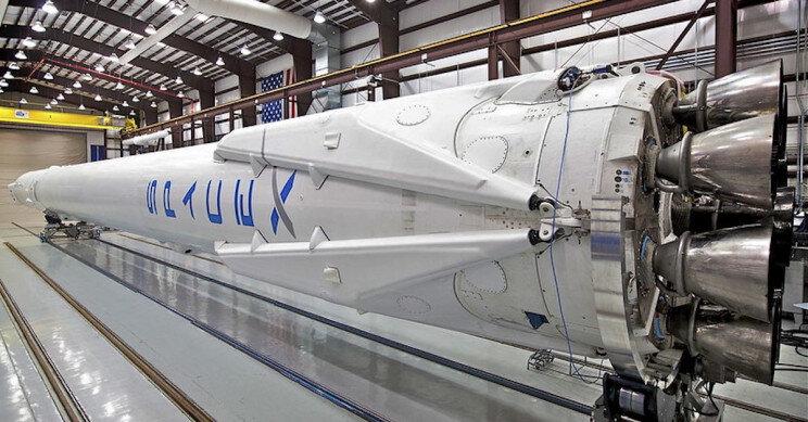 SpaceX Uçuşu Erteleyebilir